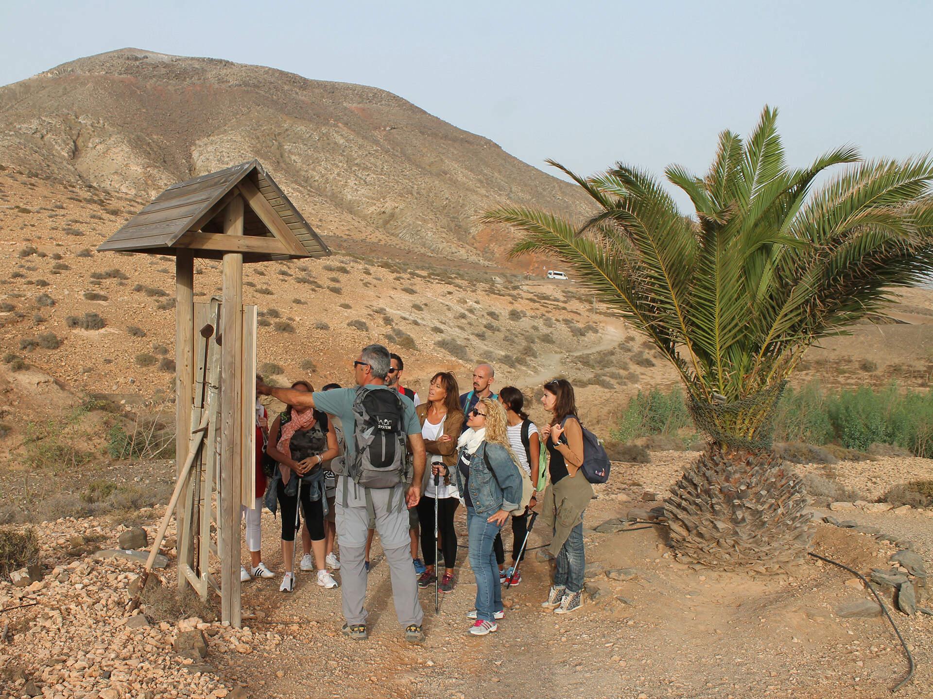 NaTOURal Adventure Fuerteventura Ecoturismo senderismo trekking
